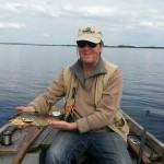 Padraic Fishing